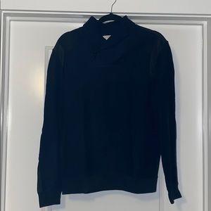 Calvin Klein slim fit Men's black sweater Large